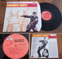 "RARE French LP 33t RPM (12"") DANNY BOY & Ses PENITENTS (1983) - Rock"