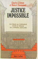 Justice Impossible - Droit
