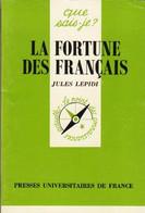La Fortune Des Français - Droit