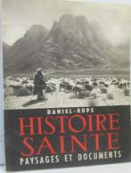Histoire Sainte Paysages Et Documents - Religion
