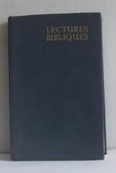 """Lectures Bibliques """"l'histoire Du Salut"""" - Religion"""
