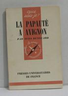 La Papauté A Avignon - Religion