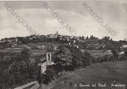 CARTOLINA  S.DANIELE DEL FRIULI,UDINE,FRIULI VENEZIA GIULIA,PANORAMA,BELLA ITALIA,CULTURA,MEMORIA,IMPERO,VIAGGIATA 1950 - Udine