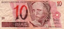 Brésil - Billet De 10 Reais - Banco Central Do Bresil - - Andere - Amerika