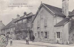Côte-d'Or - Environs De Dijon - Chanceaux - Bureau De Poste - Andere Gemeenten