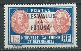 Wallis Et Futuna YT N°60A Bougainville Et La Pérouse Neuf/charnière * - Ungebraucht