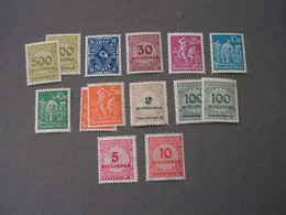 DR Infla  Lot    ** MNH - Lots & Kiloware (mixtures) - Max. 999 Stamps