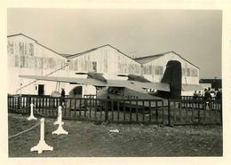 LE BOURGET 1953 HYDRAVION SCAN 30 PHOTO 9 X 6 CM - Luchtvaart