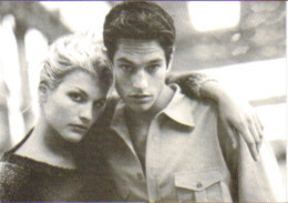 """Carte Postale """"Cart'Com"""" (1998) - C & A Vous Invite à Surfer... (4 IMac à Gagner) (mode - Vêtement) - Reclame"""