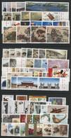 CHINA 1997 N° 3456 To 3543 Value 64,90 € MNH ** VG/TB - Ungebraucht