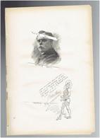 JULES CHERET 1836 PARIS 1932 NICE PEINTRE LITHOGRAPHE AFFICHE PORTRAIT AUTOGRAPHE BIOGRAPHIE ALBUM MARIANI - Documenti Storici