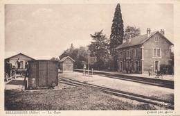 Bellenaves (03 - Allier) La Gare - édit. Combier - Sonstige Gemeinden