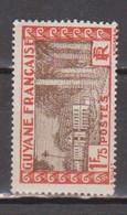 GUYANE           N°  YVERT  :   127 A  NEUF AVEC  CHARNIERES      ( CH  4 / 18  ) - Unused Stamps