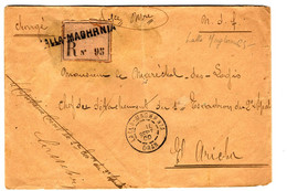 48339 - LLALLA  MARGHNIA - Covers & Documents