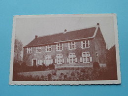 O.L.Vrouw TIELT - Stenen Huis ( Heuvel ) ( Uitg. H. De Nef ) Anno 19?? ( Zie/voir Scan ) ! - Tielt