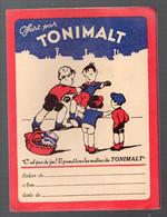 Protège-cahier TONIMALT  (M2163) - Book Covers