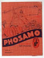 Protège-cahier PHOSAMO   (M2168) - Book Covers