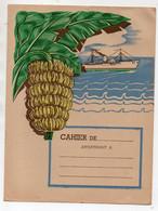 Protège-cahier MANGEZ DES BANANES   (M2169) - Book Covers