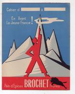Protège-cahier PAIN D'EPICES BROCHET  (M2170) - Book Covers