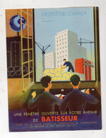 Protège-cahier VOTRE AVENIR DE BATISSEUR  (M2171) - Book Covers