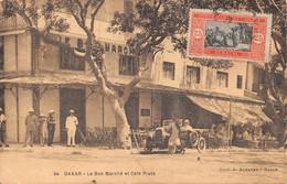 ¤¤  -   SENEGAL   -  DAKAR  -  Le Bon Marché Et Café Proté         -  ¤¤ - Senegal