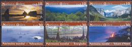 UNO GENF 2003 Mi-Nr. 475/80 ** MNH - Nuevos