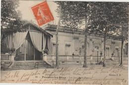 Pougues -les-Eaux- Les Jeux  Et Le Casino -(E.5880) - Pougues Les Eaux