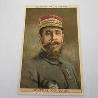 Carte Promotion - Reklame // Solucion Pautauberge Paris //Militair General Gouraud 19?? - Advertising