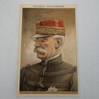 Carte Promotion - Reklame // Solucao Pautauberge Paris //Militair General Gallieni19?? - Advertising