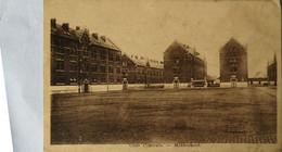 Mechelen - Malines // Kazerne - Caserne Baron Michel (Cour Centrale - Middenkoer) 1938 Vlekkig - Mechelen