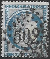 TP60A,obl.GC5023,Constantine(ALGERIE),ind.4 - 1849-1876: Classic Period