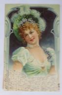 Jugendstil, Frauen, Mode, Hutmode 1903 ♥ (62018) - Non Classificati