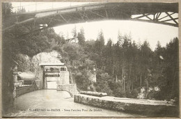 CP SAINT GERVAIS LES BAINS Sous L'ancien Pont Du Diable - Saint-Gervais-les-Bains