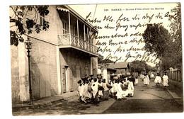 48385 - De DAKAR écrite  En Allemagne - Senegal
