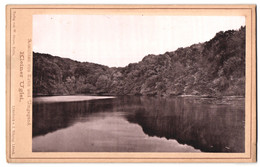 Fotografie W. Struve, Eutin, Ansicht Eutin, Kleiner Uglei - See - Luoghi