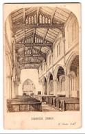 Photo Dolamore & Bullock, London, Ansicht Cranbrook / Kent, Church Saint Dunstans - Luoghi