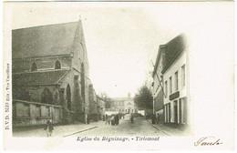 Tirlemont , Eglise Du Béguinage - Tienen
