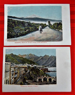 TENERIFE - Lot De 3 Cartes : Grand Hotel Orotava,  Peak Of Teyde , Marina Street - Tenerife
