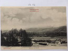 Cpa, Série Les Pyrénées, Saint Gaudens, Plaine De Miramont (et Gare Trains), Papeterie Barutaut, Non écrite - Saint Gaudens