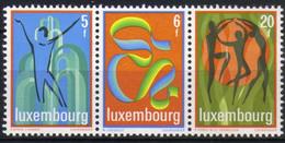 Luxemburg 1978 Juvalux Strip Y.T. 914/916  ** - Nuovi