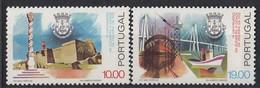PORTUGAL 1554-1555,unused - Unused Stamps
