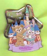 Gros Pin's BD Disney Duffy (Double Moule Mobile) - #254 - Disney