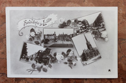 LILLE (59) - CARTE SOUVENIR - Lille