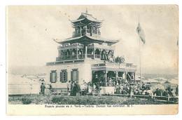 RUS 53 - 9662 TSCHITA, Siberia, Ethnics, Russia - Old Postcard - Unused - Rusland