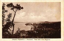 CPA AK POZZUOLI Panorama-visto Dalla Villa Maglione ITALY (526310) - Pozzuoli