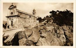 CPA AK PORTOFINO La Chiesa ITALY (530363) - Altre Città