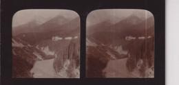 Kurhaus At Tarasp  SCHWEIZ  SUIZA  SUISSE +-17*9CM ESTEREOSCOPICA STEREOSCOPIC Francestereo - Fotos Estereoscópicas