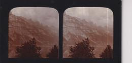 Wallenstadt  SCHWEIZ  SUIZA  SUISSE +-17*9CM ESTEREOSCOPICA STEREOSCOPIC Francestereo - Fotos Estereoscópicas