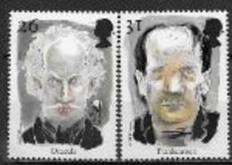 Grande Bretagne 1997 N° 1957/1958 Neufs Europa Contes Et Légendes - 1997