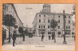 Bologna Italy Old Postcard - Bologna